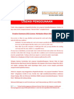 Internetsehat PDF