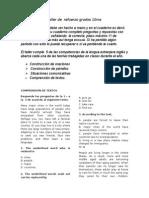 Tallerrecuperacion4toperiodo2011 Copia 111029125108 Phpapp02