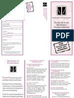 Div 29 Member Brochure