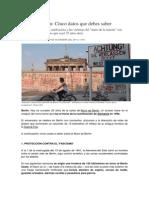 Muro de Berlín. Cinco Datos y Las Fotos Históricas