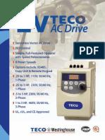 EV Micro Drive