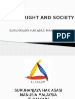 Human Right and Society