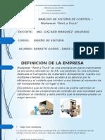 Presentacion Final Analisis de Sistemas Mudanzas Rent a Truck1