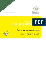 Area de Matematica