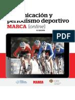 Master en Comunicacion y Periodismo Deportivo Marca on Line