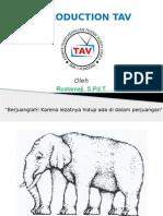 Introduction TAV