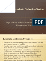 427-Design of Leachate Collection Systems
