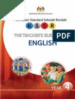 English Teachers Guide Book Year 4 130908114340
