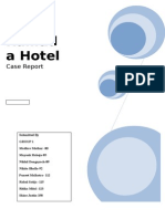 190642135 Avari Ramada Hotel Case Study Report