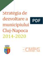 Strategie Cluj Napoca 2014 2020