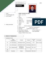 Form Kompetensi Pegawai Dhani