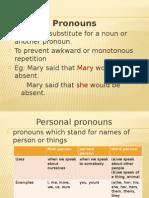 2 Pronouns