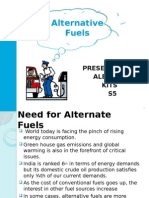 101731427 Alternative Fuels