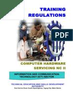 Computer Hardware Servicing NC II