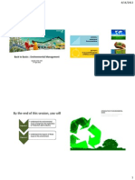 Petronas Environment Management
