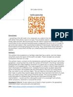 qr codes activity