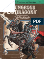 CM1 Test of the Warlords