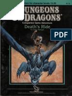 CM2 Death's Ride