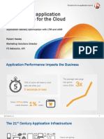 Accelerating Application Performance for the Cloud_Robert Healey