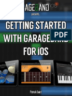 Getting Started With Garageband for IOS
