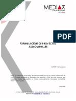Manual de Proyectos Audioviuales