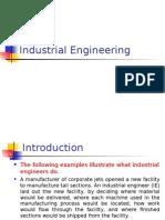 Slides industrial engieering