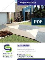stencil brochure