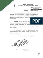 TJSP - Taxa de Emissão de Boletos - Ilegalidade