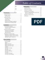 LG BS275 User Manual