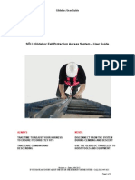 GlideLoc Fall Protection - Basic User Instructions
