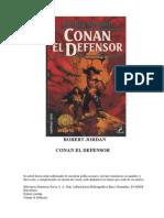 Robert Jordan - Conan El Defensor