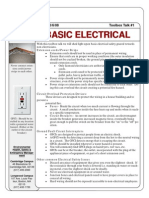 Toolbox Talks Basic Electrical English 0