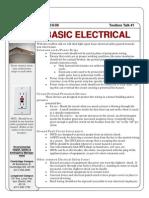 Toolbox Talks Basic Electrical English 0