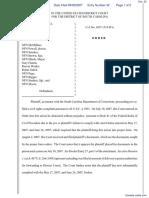 Hawkins v. McMillian et al - Document No. 32