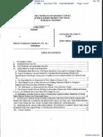 Datatreasury Corporation v. Wells Fargo & Company et al - Document No. 763