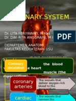 Anatomi Pembuluh Darah Koroner