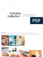 Christina Gallacher Portfolio
