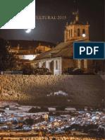 Programa del XIII Verano Cultural 2015 de Puebla de Don Fadrique - Almaciles.
