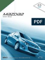 2011 Mazda2 Om Eng