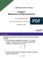 EC270 CH2 Math Lecture Slides WEB