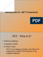 Net Overview