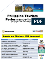 Philippines Country Report 2012