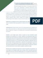 Conclusiones Seminario Iberoamericano Sobre Constitucionalizacion de La