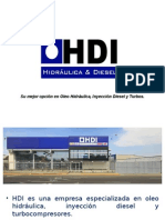 Presentacion HDI General
