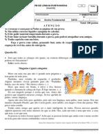 Prova.pb.Linguaportuguesa.3ano.manha.1bim (1)