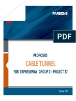 Cable Tunnel