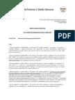 Risoluzione n. 11 Del 08-07-2015 - Adozione Piano Regionale Delle Bonifiche