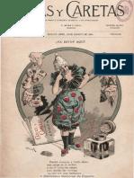 Caras y Caretas - 0001 - 08-10-1898