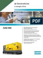 Catalogo QAS500 Es