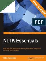 NLTK Essentials - Sample Chapter